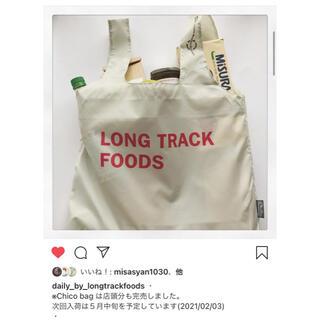 ヤエカ(YAECA)のlong truck foods エコバッグ(エコバッグ)