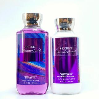 Bath & Body Works - BBW Secret Wonderland 2点セット