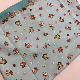 750→690シンプルで使いやすい防災頭巾カバー約33×46(外出用品)