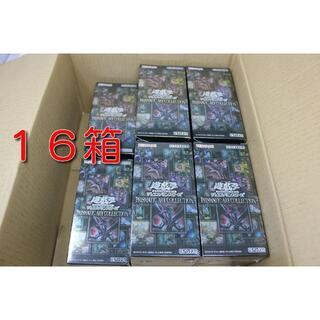 遊戯王 プリズマティックアートコレクション16BOX シュリンク付き 新品未開封(トランプ/UNO)