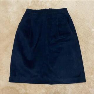 ローリーズファーム(LOWRYS FARM)のLOWRYS FARM シャギータイトスカート(ひざ丈スカート)