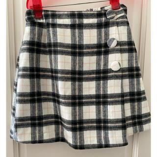 ロディスポット(LODISPOTTO)の台形スカート(ミニスカート)
