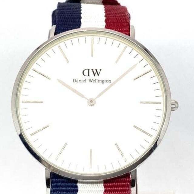 Daniel Wellington(ダニエルウェリントン)のダニエルウェリントン 腕時計 - レディース レディースのファッション小物(腕時計)の商品写真