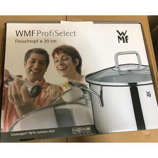 【新品未使用】WMF 両手鍋 20㎝