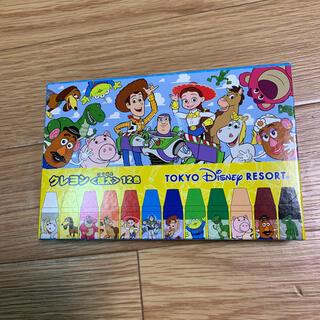 トイストーリー(トイ・ストーリー)の☆1 トイストーリー クレヨン ディズニー(ペン/マーカー)