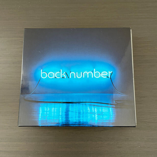 back number アンコール