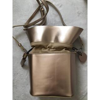 チャオパニックティピー(CIAOPANIC TYPY)の肩掛け bag GOLD(ショルダーバッグ)