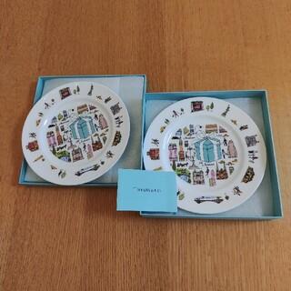ティファニー(Tiffany & Co.)のティファニープレート2枚セット(食器)
