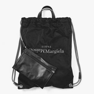 マルタンマルジェラ(Maison Martin Margiela)の ☆MaisonMargiela ☆ロゴローストリング バックパック未使用 (バッグパック/リュック)