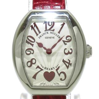 フランクミュラー(FRANCK MULLER)のフランクミュラー 腕時計 ハートトゥハート(腕時計)