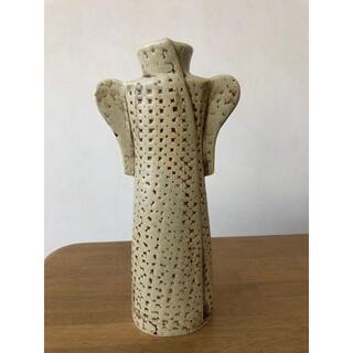 リサラーソン(Lisa Larson)の【219】リサラーソン 花瓶 コート ワードローブ  LisaLarson(花瓶)