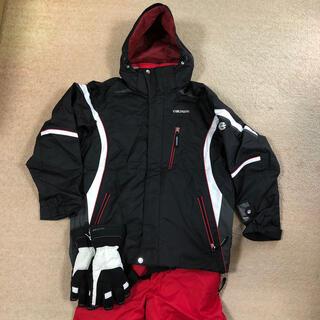 ゴールドウィン(GOLDWIN)のゴールドウイン スキーウェア上下セット 手袋付き(ウエア)