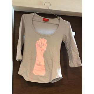 ヴィヴィアンウエストウッド(Vivienne Westwood)のヴィヴィアンウエストウッド Tシャツ(Tシャツ/カットソー(七分/長袖))