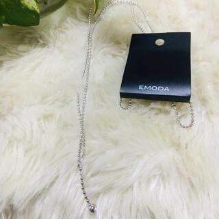 エモダ(EMODA)のEMODA新品ネックレス(ネックレス)