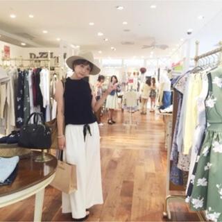 シップスフォーウィメン(SHIPS for women)のkiira パンツ(カジュアルパンツ)