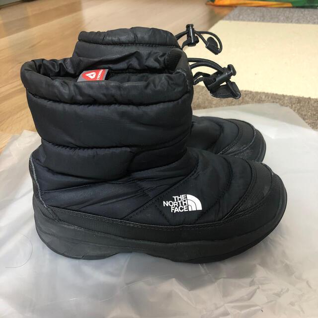 THE NORTH FACE(ザノースフェイス)のザ・ノースフェイス THE NORTH FACE ヌプシ ブーティ 19㎝ キッズ/ベビー/マタニティのキッズ靴/シューズ(15cm~)(ブーツ)の商品写真