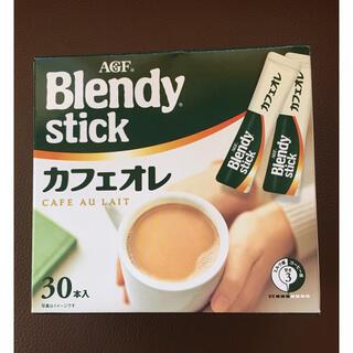 エイージーエフ(AGF)のブレンディスティック 30本入(コーヒー)