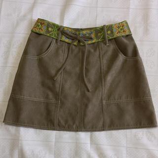 アナスイ(ANNA SUI)の美品✨ANNASUI アナスイ スカート(ミニスカート)