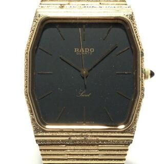 ラドー(RADO)のラドー 腕時計 SECRET 110.9523.2 メンズ(その他)