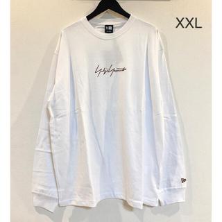 Yohji Yamamoto - Yohji Yamamoto New Era L/S T-Shirt 白サイズ6