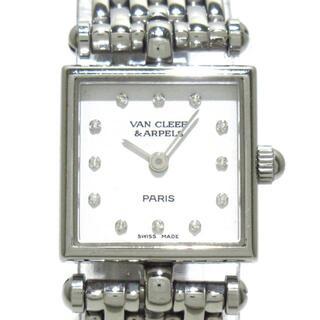 Van Cleef & Arpels - VCA/ヴァンクリ 腕時計 52942 レディース