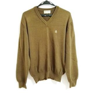 マンシングウェア(Munsingwear)のマンシングウェア 長袖セーター サイズ2 M(ニット/セーター)