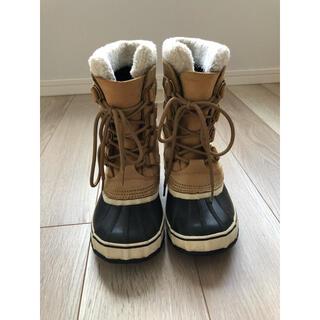 ソレル(SOREL)のでこぽんさま SOREL スノーブーツ 23cm(ブーツ)