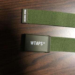 ダブルタップス(W)taps)のwtapsベルト(その他)