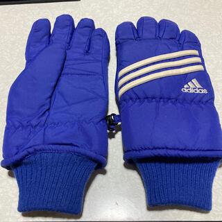 アディダス(adidas)のadidas 手袋 (子供用)(手袋)