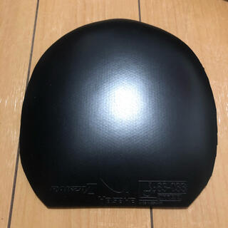 ヤサカ(Yasaka)の卓球 ラクザZ MAX 特厚 ラバー 黒 美品 カットマン(卓球)