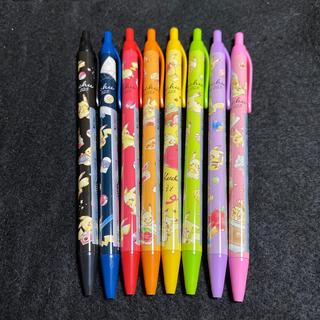 ポケモン(ポケモン)のピカチュウ カラーボールペン 8本セット(ペン/マーカー)