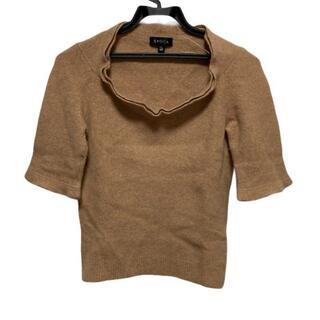 エポカ(EPOCA)のエポカ 半袖セーター サイズ40 M美品 (ニット/セーター)