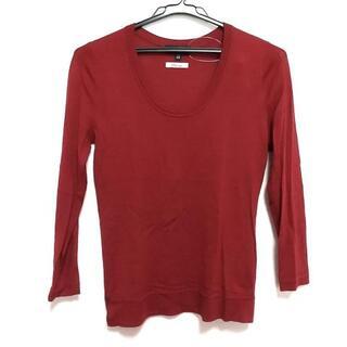 エポカ(EPOCA)のエポカ 七分袖セーター サイズ40 M美品  -(ニット/セーター)