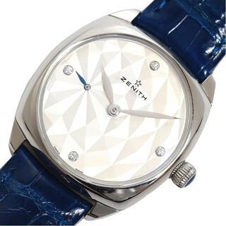 ゼニス(ZENITH)のゼニス ZENITH スター 33MM 腕時計 レディース【中古】(腕時計)