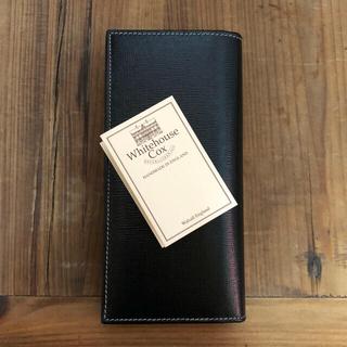 ホワイトハウスコックス(WHITEHOUSE COX)のホワイトハウスコックス長財布リージェント9697L(長財布)