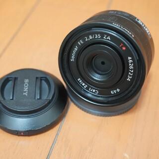 Sonnar FE 2.8/35 ZA(Eマウント)(レンズ(単焦点))