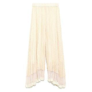 ファーファー(fur fur)の★FURFUR★新品シアーチェックパンツ★スカート(キュロット)