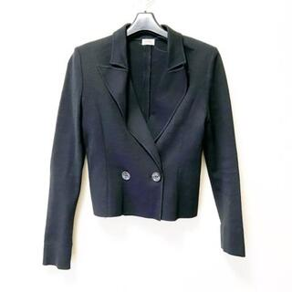 フォクシー(FOXEY)のフォクシー ジャケット サイズ40 M - 黒(その他)