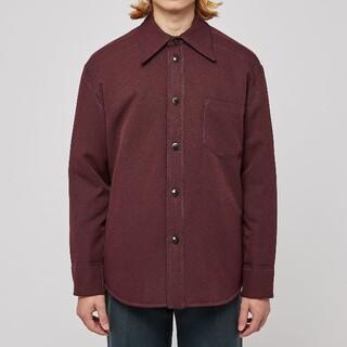 マルタンマルジェラ(Maison Martin Margiela)のNAMACHEKO 20AW Deke Padded Shirt(シャツ)
