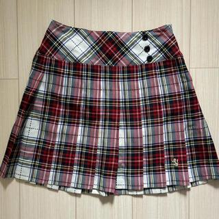 ザスコッチハウス(THE SCOTCH HOUSE)のTHE SCOTCH HOUSE 制服スカート(ひざ丈スカート)