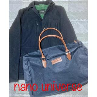 ナノユニバース(nano・universe)の【nano universe】Military Jacket,Bostn Bag(ミリタリージャケット)
