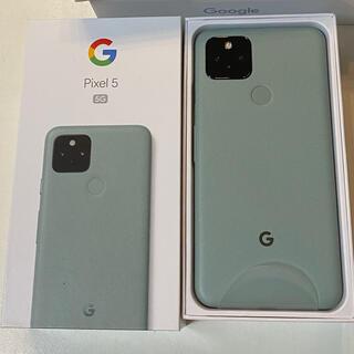 Google pixel5 5G 128G ピクセル  8台(スマートフォン本体)