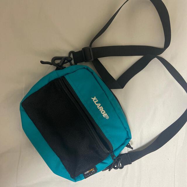 XLARGE(エクストララージ)のXLARGE ショルダーバッグ サコッシュ メンズのバッグ(ショルダーバッグ)の商品写真