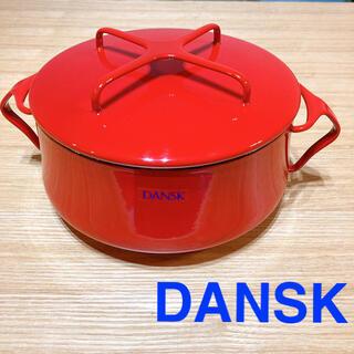 ダンスク(DANSK)のDANSK ダンスク コベンスタイル 両手鍋(鍋/フライパン)