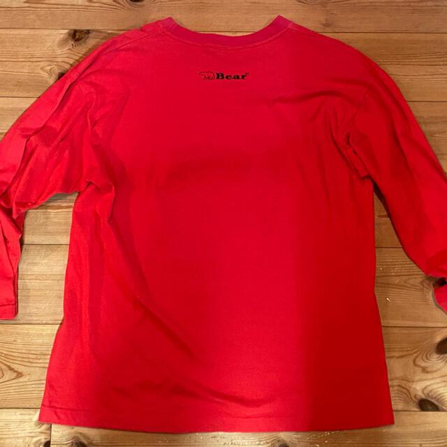 Bear USA(ベアー)のBear ロンT 90S メンズのトップス(Tシャツ/カットソー(七分/長袖))の商品写真