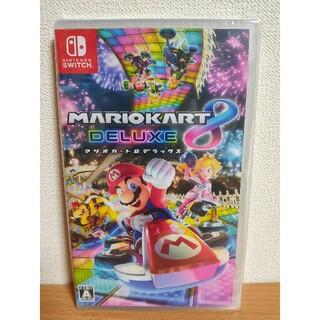 ニンテンドースイッチ(Nintendo Switch)の【送料無料】マリオカート8 デラックス - Switch(家庭用ゲームソフト)
