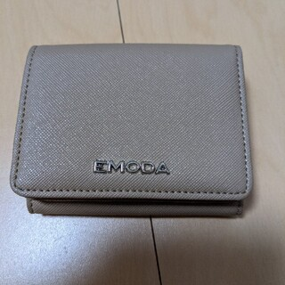 エモダ(EMODA)のEMODA三つ折りウォレット(財布)