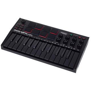 デュラ様 専用 AKAI mpk mini (MIDIコントローラー)