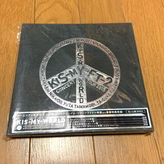 キスマイフットツー(Kis-My-Ft2)のKis‐My‐Ft2 Blu-rayディスク(アイドル)