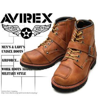 アヴィレックス(AVIREX)の新品未使用!アヴィレックス(ブーツ)